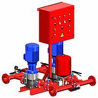 Станция водоснабжения FireStart 3 EVMSG 10-2