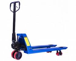 Тележка гидравлическая 2500 кг 1150 мм TOR AC (полиуретановые колеса)