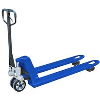 Тележка гидравлическая 2500 кг 1150х450 мм TOR RHP узковильная (полиуретановые колеса)