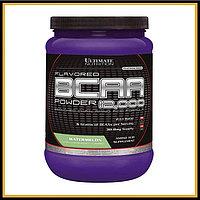 Ultimate Nutrition Flavored BCAA Powder (228g) (фруктовый пунш)