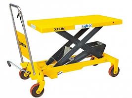 Стол подъемный передвижной 1500 кг 420-1000 мм XILIN SP1500