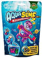 Aqua Slime мини набор для изготовления фигурок из цветного геля