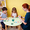 Игра с фишками «Цветные лягушата. Собрал и победил!», фото 5
