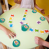 Игра с фишками «Цветные лягушата. Собрал и победил!», фото 4