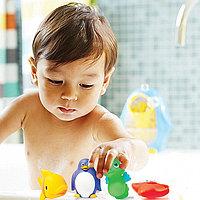 """Игрушка для ванной """"Морские животные 4шт"""" 9+ (Munchkin, США)"""