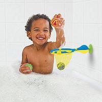 """Игрушка для ванной """"Кольцо с мячиками-брызгалками"""" 12+ (Munchkin, США)"""