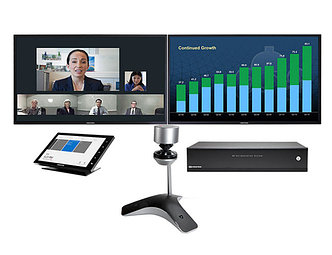 Polycom CX8000 Room Systems w/ Front-of-Room camera for Microsoft LYNC (7200-65040-101)