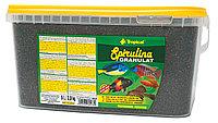 Tropical Spirulina Granules (фасовка) Растительный корм со спирулиной в виде медленно тонущих гранул
