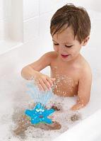 """Игрушка для ванной """"Звёздочка-фонтан голубая"""" 12+ (Munchkin, США)"""
