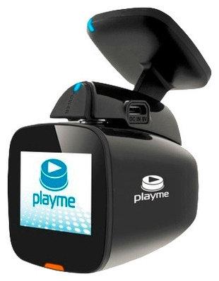 "Видеорегистратор автомобильный Playme UNI, 1920x1080/30,MOV(H.264), 1.5""LCD, microSD/SDHC/SDXC"