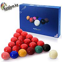 Шары для снукера Dyna | spheres Silver Snooker Next Gen 52,4 мм