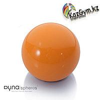Шар-биток Dyna | spheres Prime Pyramid Next Gen 67 мм, желтый