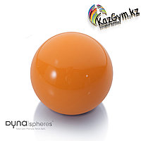 Шар-биток Dyna | spheres Prime Pyramid Next Gen 68 мм, желтый