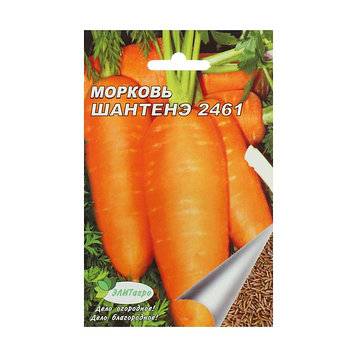 """Семена Морковь """"Шантенэ 2461"""", на ленте"""