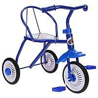 """Велосипед трёхколёсный Micio TR-311, колёса 8""""/6"""", цвет синий"""