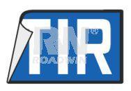 Табличка TIR наклейка