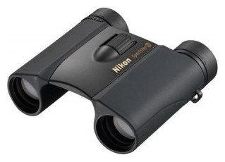 Бинокль Nikon SportStar EX 10x25DCF, 10x, 25мм, Black