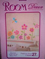 ROOM Decor Наклейки для интерьера Ассорти в тубах * 2 шт.