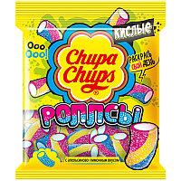 """Жевательный мармелад Chupa Chups """"Кислые роллсы"""", 70г, пакет, европодвес"""