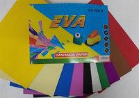 Набор цветного фоамирана А5 10цв10л 20*15см