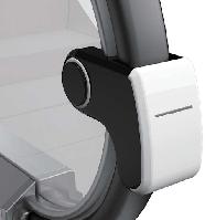 УФ-стерилизатор перил эскалатора внешний