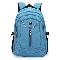 Рюкзак BRAUBERG для старших классов/студентов/молодежи, Скай , 30 литров, 46х34х18 см, 225517