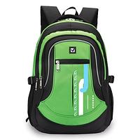 Рюкзак школьный 3 отдела салатовый