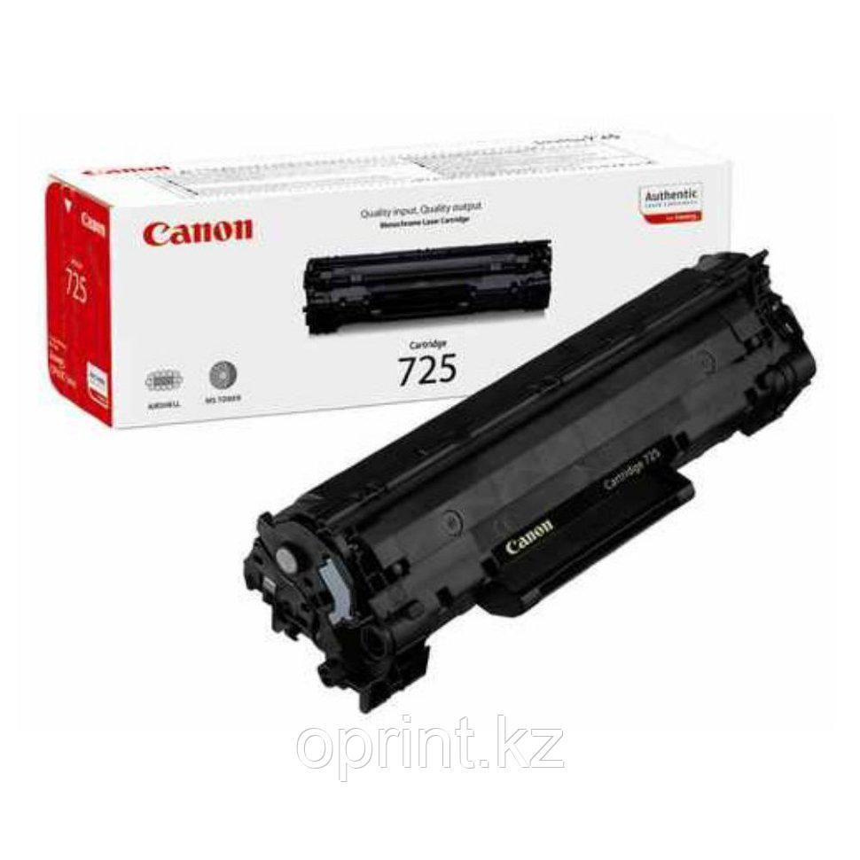 Картридж Canon 725 original