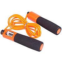 Скакалка 728-1 Оранжевая