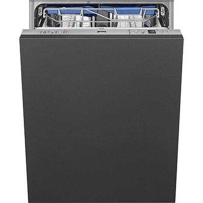 Посудомоечная машина Smeg STL67339L, серебристый