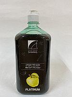 Средство для мытья посуды «Platinum» , 1 л, яблоко