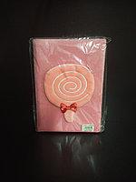 Записная книжка подарочная 80 листов, линия, МИКС