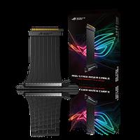 Райзер-кабель ROG Strix Riser Cable: длина 240 мм, поворот видеокарты на 90°, слот PCIe x16