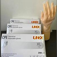 Перчатки UNEX CPE