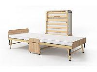 "Кровать ""Dr.Bronz"" цвет Сонома 120х190"