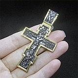"Кулон-крестик  ""Православный Крест"", фото 10"