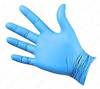 Перчатки UNEX нитро-виниловые