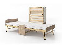 """Кровать """"Dr.Bronz A350"""" детская Дуб 70х140"""