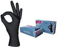 Перчатки MediOk нитриловые черные