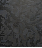 Пленка чёрный камуфляж, 100*137 TECKWRAP