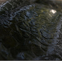Пленка под кожу, чёрная глянцевая черепашка 100*137 Graffitwrap