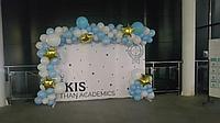 Оформление шарами пресс стен, фото 1