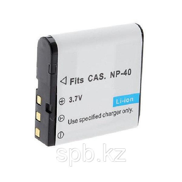 Аккумулятор NP-40 750mAh
