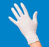 Перчатки Unex латексные смотровые, нестерильные, опудренные