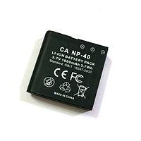 Аккумулятор NP-40 1000mAh