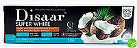 Зубная паста Disaar® SUPERWHITE с кокосом и корицей