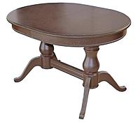 Раздвижной стол Фабрицио 2 (1600*900),Тон 7 (Орех темный)