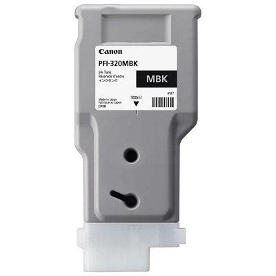 Картридж Canon PFI-320MBK, серый