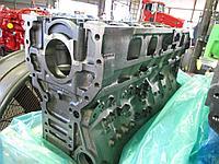 Блок двигателя QSM11 для экскаватора Hyundai R520LC-9.