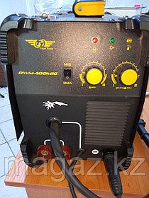 Сварочный аппарат полуавтомат DWM-400 MIG/MAG  MMA.